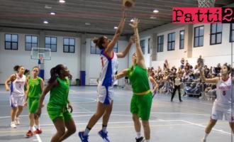 PATTI – Alma Basket. Tesserata Francesca Chiarella.