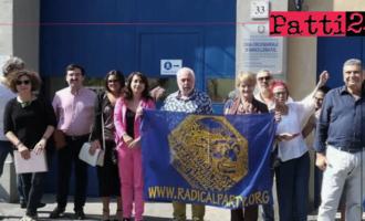 BARCELLONA P.G. – Il partito radicale e le camere penali in visita al carcere