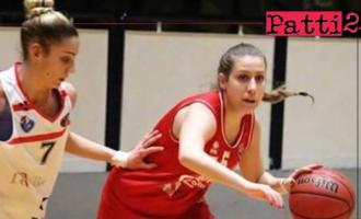 PATTI – Alma Basket. Tesserata Selene Grilli, playmaker, classe 1999.