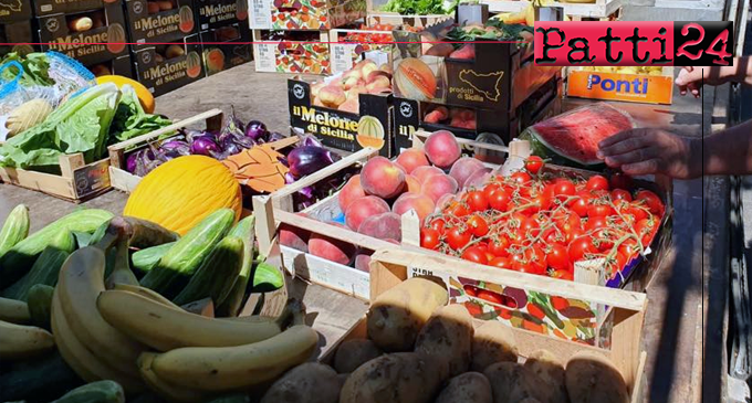 """MESSINA – Abusivismo, sequestrati circa 1.500 Kg di frutta e oltre 30 Kg di pesce. De Luca: """"Non temo le minacce …"""""""