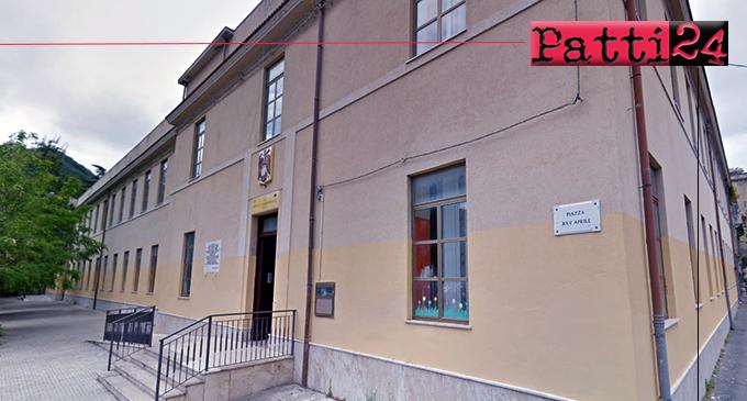 PATTI – I.C. Lombardo Radice. Inizio lezioni il 10 settembre per ogni ordine e grado.
