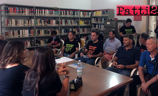 """PATTI – Presentata la 4ª edizione de """"La camminata per la vita""""."""