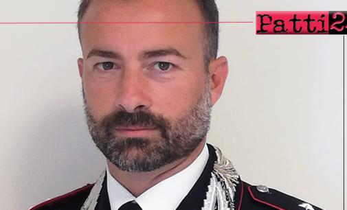 MISTRETTA – Il Maggiore Filippo Lo Franco lascia il Comando della Compagnia Carabinieri.