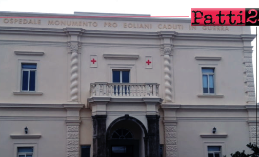 LIPARI – Ospedale di Lipari. Il dott. Vincenzo Compagno è il nuovo Direttore Sanitario di Presidio.