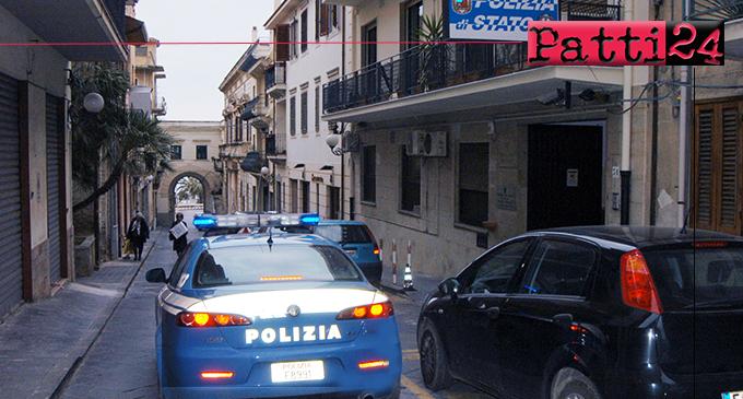 SANT'AGATA DI MILITELLO –   50enne ubriaco aggredisce familiari e vicini. Dai domiciliari al carcere.