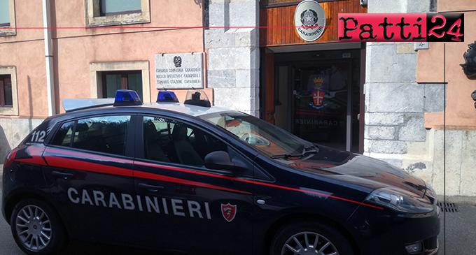 TAORMINA – Svaligia abitazione a Castelmola. Denunciato 22enne individuato dai sistemi di sorveglianza