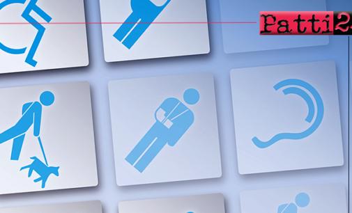 PATTI – D30. Riaperti termini presentazione istanze dei progetti relativi ai disabili gravi.