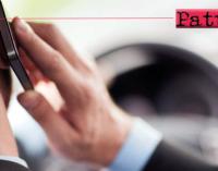 MESSINA – Polizia Stradale. Controlli mirati sul corretto utilizzo alla guida dei telefoni cellulari.