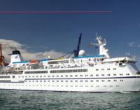 """MILAZZO – Lunedi 30 arrivano a Milazzo i crocieristi della nave""""Berlin"""". Un gruppetto andrà a Tindari."""