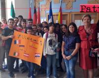 """PATTI – Grande successo per """"Erasmus days"""" ospitato nei locali della scuola media """"Bellini""""."""