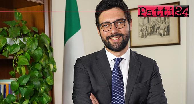 MESSINA – Il messinese Francesco D'Uva è stato eletto Questore della Camera