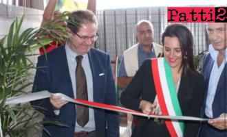 BARCELLONA P.G. –  Inaugurato l'ambulatorio veterinario. Primo punto di partenza per la lotta al randagismo