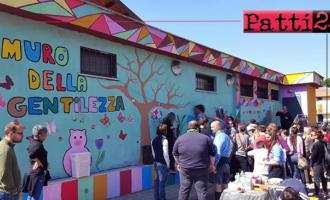 """MESSINA – Dario Carbone e Debora Buda propongono la predisposizione di un """"Muro della gentilezza""""."""