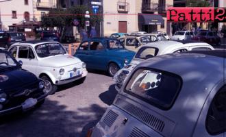 """SINAGRA – Raduno FIAT 500 d'Epoca 4°. """"Memorial Riccardo Crimi"""" a quattro anni dalla sua scomparsa"""