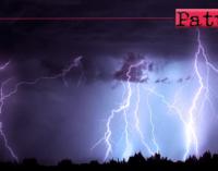 """BARCELLONA P.G. – L'allerta meteo diramato è """" rosso """". Anche domani scuole chiuse."""