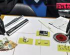 ROCCALUMERA – Spacciava cocaina in casa. Un 30enne arrestato e due denunciati.