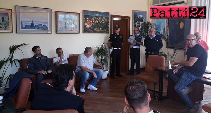 CAPO D'ORLANDO – Festa patronale di Maria SS. Controlli e sanzioni per gli ambulanti abusivi