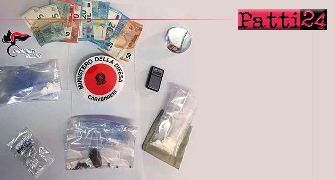 MESSINA – Rinvenuta droga custodita in un marsupio in casa. 61enne arrestato in flagranza di reato.