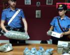 MESSINA – Detenevano in casa munizioni ed oltre 10 kg di hashish e marijuana. Arrestati coniugi messinesi.