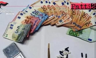 NASO – Detenzione di sostanze stupefacenti ai fini di spaccio. 2 Arresti