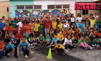 """PATTI – La scuola """"Giuseppe Milici"""" ha aperto il nuovo anno scolastico con i """"Giochi di Pinocchio""""."""