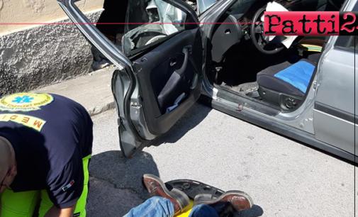 PATTI – Incidente stradale a Mongiove. Purtroppo non ce l'ha fatta il 79enne alla guida dell'auto.