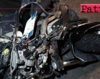 MESSINA – 28enne muore nella notte dopo violento impatto con il proprio scooter.