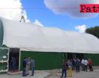 CAPO D'ORLANDO – Inaugurata la palestra indoor di Furriolo