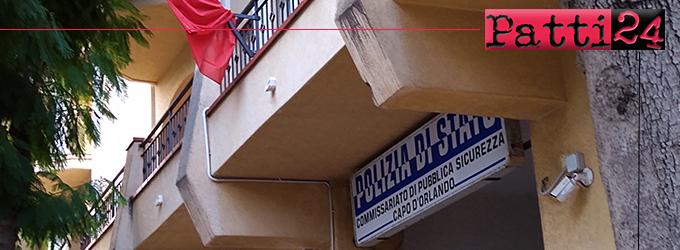 CAPO D'ORLANDO – Tentato furto al Lido del Sole. 28enne trovato nascosto tra gli scogli, denunciato.