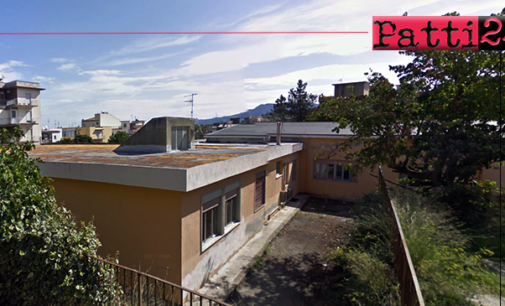 PATTI – Lavori di adeguamento e di messa in  sicurezza per la scuola di Corso Matteotti
