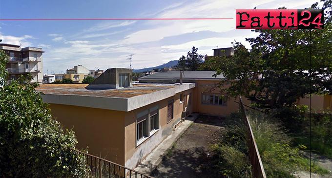 """PATTI – Scuola elementare """"Giuseppe Milici"""". Appaltati lavori adeguamento e messa a norma impianti"""