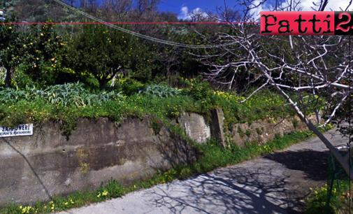 MONTAGNAREALE – Chiusura temporanea strada provinciale agricola 154 in località Zappuneri.