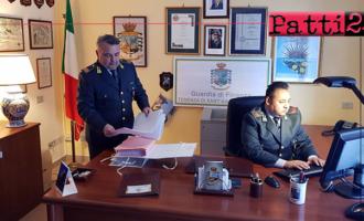 SANT'AGATA DI MILITELLO – Bancarotta fraudolenta per quasi due milioni di euro. Denunciato imprenditore