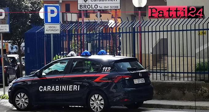 BROLO – Imprenditore oppresso dal cappio dell'usura denuncia i suoi aguzzini. 2 Arresti