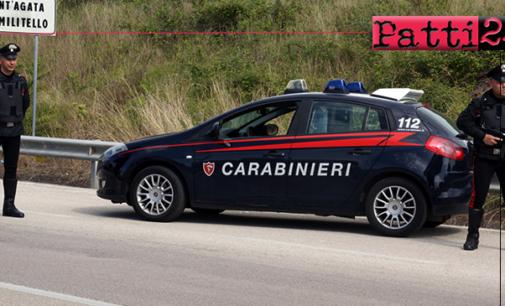 SANT'AGATA DI MILITELLO – Trasportavano hashish e cocaina. Tre giovani santagatesi arrestati.