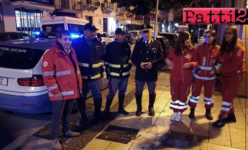 BARCELLONA P.G. – Giornata mondiale vittime della strada. Croce Rossa e Polstrada alla movida per informare e prevenire