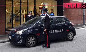 MESSINA – Ruba abbigliamento in negozio  per un valore di oltre 300 euro. Arrestata 28enne