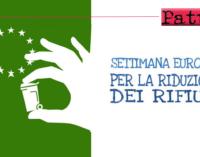 """PATTI – il """"Team dell'Ambiente"""" dell'IIS Borghese Faranda parteciperà alla Settimana Europea per la riduzione dei rifiuti."""