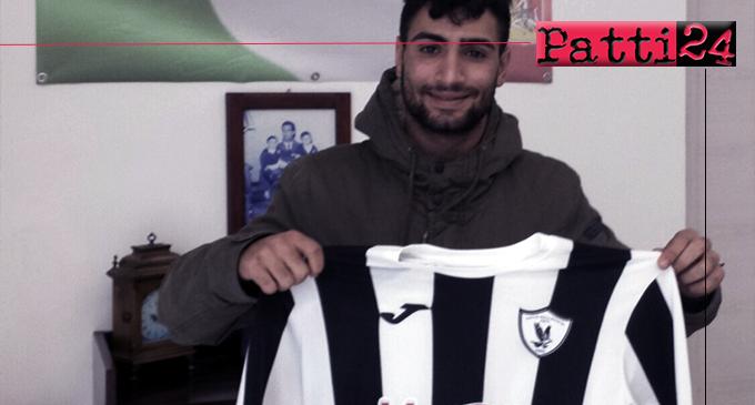 PATTI – La Nuova Rinascita Patti  ingaggia Alessio Accetta proveniente dal Pro Falcone.