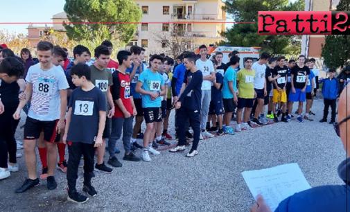"""PATTI – Corsa campestre """"Memorial Professore Pietro Molica Baratta"""". La 7ª edizione"""