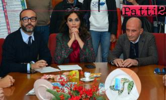 MILAZZO – Presentato il programma eventi Natale 2019. Ospite Maria Grazia Cucinotta.