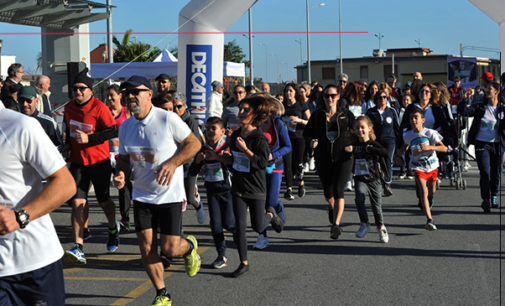 """BARCELLONA P.G. – """"Orange Run"""", tripudio di sport e sani valori: #corripulito come esempio"""