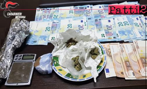 MESSINA – Sorpreso con cocaina e marijuana in casa. Arrestato 47enne