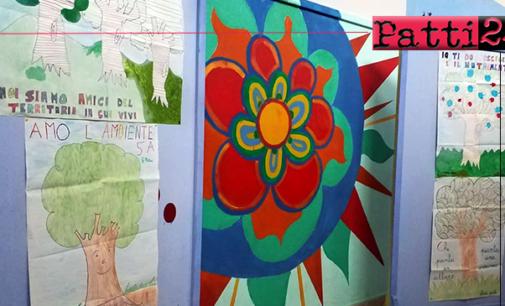 PATTI – I.C. Luigi Pirandello. Piantato un albero di ulivo nell'ambito del percorso formativo di Educazione Ambientale