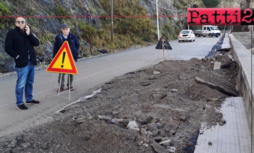 CAPO D'ORLANDO – Circa un milione di euro i danni della mareggiata. Chiesto lo stato di calamità naturale