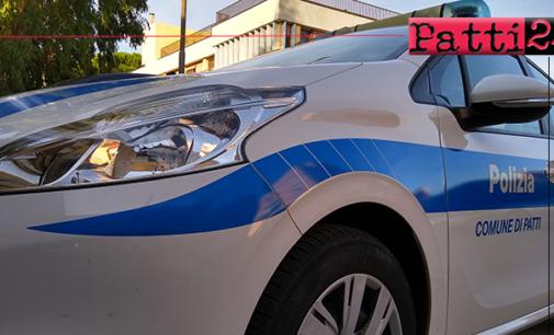PATTI – Da lunedì 14 interventi circolazione viaria e parcheggi zona IIS Borghese Faranda.
