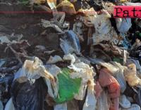 MILAZZO – Consegna dell'area di Ponente per il contenimento dei rifiuti in attesa della bonifica.