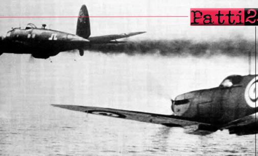 PATTI – Sì salvò dopo violento impatto in mare nella 2ª guerra mondiale. Il grazie ai f.lli Accetta 76 anni dopo.
