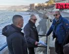 CAPO D'ORLANDO – Consegnati lavori per ripristino e consolidamento  tratto di muro del lungomare Andrea Doria.
