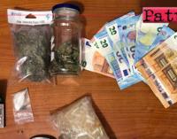 MESSINA – 28enne arrestato per detenzione e spaccio di droga.